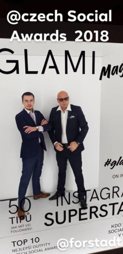 Czech social awards 2018