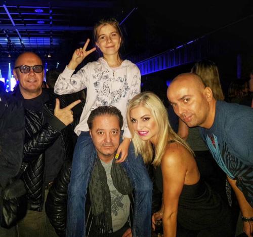 Super koncert a super team Chinaski 2018
