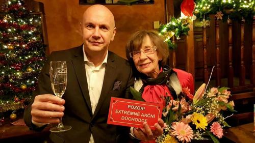 Jiří Morštadt - Vánoce 2018