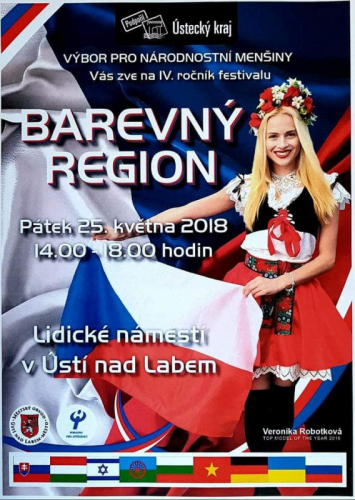 Barevný region