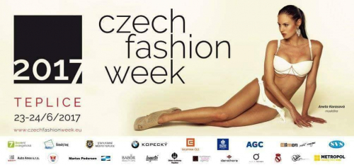 Czech Fashion Week 2017
