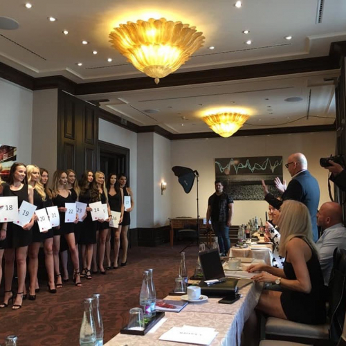 Casting Czech Fashion Week 2019