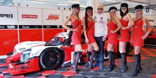 Fashion Models Team na závodech Formule F3