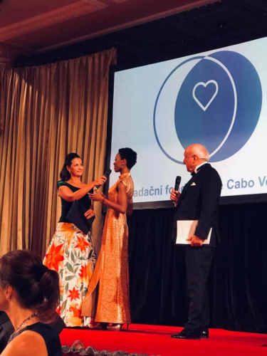Charitativní galavečer Naděje Cabo Verde 15. 5. 20