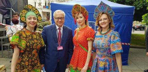Festival Barevný region 2019