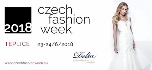 Czech Fashion Week 2018