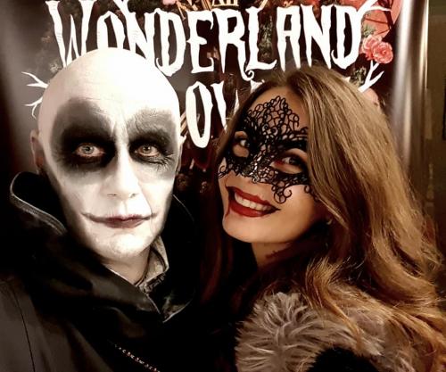 Halloween párty 2019
