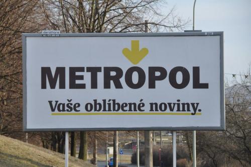 Kampaň METROPOL 2013