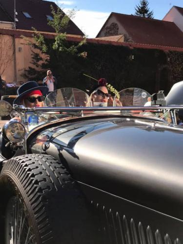 Sraz Rolls Royce & Bentley Club, Zámek Škvorec