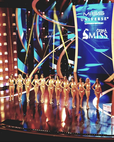 Česká Miss 2019