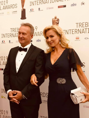 Galavečer Trebbia 2019 International Awards