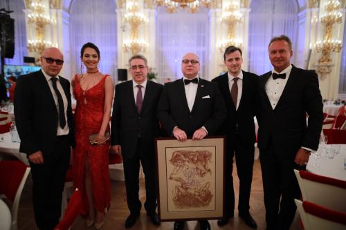 Galavečer Trebbia 2019 International Awards